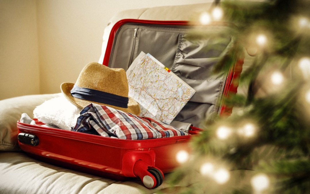 What Are the Rules? Your Guide to Holiday Travel with CBD