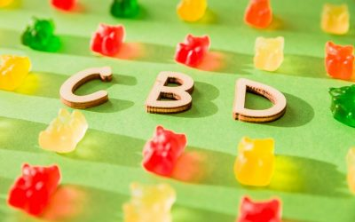Product Spotlight – Broad-Spectrum Vegan CBD Gummy Bears